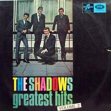 THE SHADOWS Greatest Hits Volume 2 LP - Original mono Issue