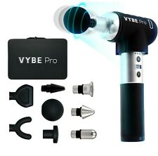 Vybe Pro Percussion Massage Gun - Pro Model -Muscle Deep Tissue Massager 9 Speed