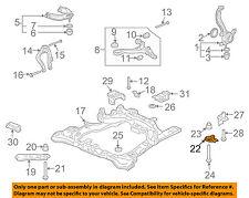 HONDA OEM Front Suspension-Rear Support Right 50275SDAA00