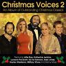 Christmas Voices 2 - Alfie Boe Katherine Jenkins Aled Jones CD BRAND NEW SEALED