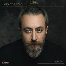 """Ahmet Ihvani-Perde"" Türk Folk Müziği CD 2020 Registered Shipping"
