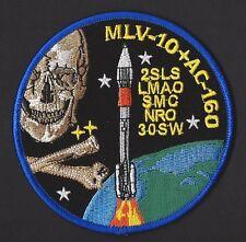 NROL 13  GEMINI - ATLAS II AS AC-160 - VAFB USAF DOD NRO SATELLITE Launch PATCH