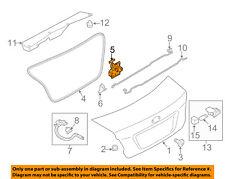 57530FJ010 Subaru Lock assy trunk us 57530FJ010