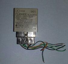 90-97 MAZDA MX-5 MIATA OEM TURN SIGNAL FLASH FLASHER RELAY MODULE 3211-167-320