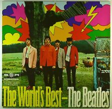 """12"""" LP - The Beatles - The World's Best - D2061 - cleaned"""