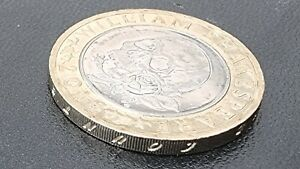 2016 Shakespeare Tragedies Skull £2 Coin - MINT ERROR - 'For King And Country'