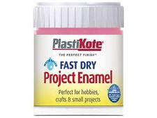 Plasti-kote - Fast Dry SMALTO VERNICE B14 BOTTIGLIA ROSA CALDO 59ml