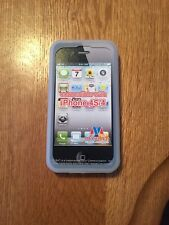 APPLE IPhone 4/4S Clear Thick  Gel  New In Package