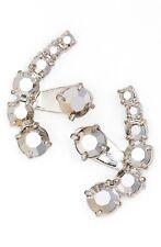 Kate Spade New York 'Dainty Sparkles' Crystal Ear Jackets 0554
