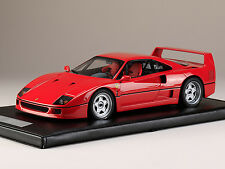 Hobby JAPAN PMK1802R 1:18 Ferrari F40 Red model cars