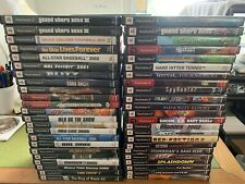 ps2 games lot, ALL EXCELLENT CONDITIONS