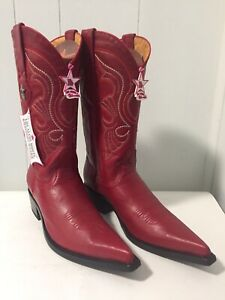 Details about  /Women/'s Los Altos Genuine Desert Leather Western Boots Embroidery And Stones
