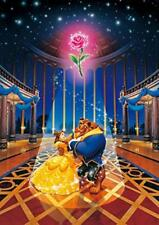1000 Piece Jigsaw Puzzle Beauty and the Beast Magic of Love small pieces Japan*