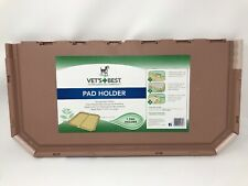 Vet's Best Floor Protection Dog and Puppy Pad Holder, 21 X 21