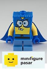 bob025 Lego SpongeBob SquarePants 3815 - SpongeBob Super Hero Minifigure - New