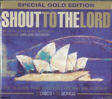 HILLSONG AUSTRALIA - Shout To The Lord / 2 Disc Set - Christian CCM Worship CD