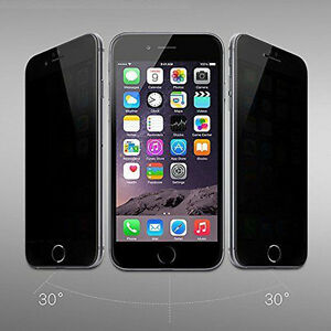 New Anti Spy Matte Privacy Tempered Glass Screen Protector For Apple iPhone 6 6s