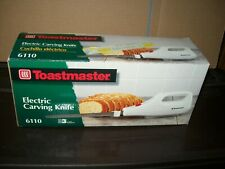 Toastmaster Electric Carving Knife / Model 6110