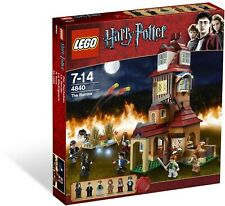 Brand New Lego Harry Potter 4840 The Burrow Molly Arthur Ginny Weasley Bellatrix