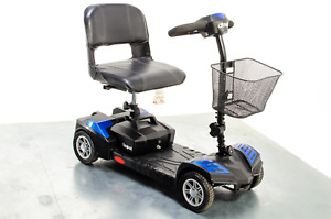 Drive Scout Used Mobility Scooter Boot Transportable Lightweight Travel Pavement
