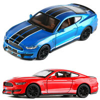 2019 Ford Mustang Shelby GT350 Sports Car 1/32 Rare NEW