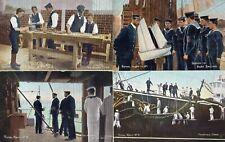 More details for 21 royal navy  life pcs  kelkel series ak268
