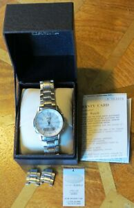 Casio Lineage LCW-M100 Tough Solar Radio Controlled Watch Fully Working **Read**