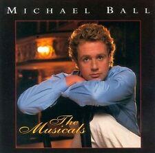 Michael Ball - The  Musicals  (CD, Nov-1996, Hip-O) NEW