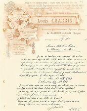 Dépt 88 - Martigny les B. - Superbe Nouveaux Ets Apicoles Réunis (Abeilles) 1907
