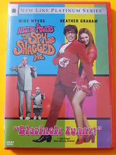 DVD~Austin Powers~The Spy Who Shagged Me~ Special Edit~ New Line Platinum Series