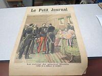 LE PETIT JOURNAL SUPPLEMENT ILLUSTRE N 131 1893 GENERAL DODDS