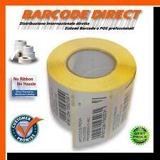 Etichette Termiche 60x32 mm carta termica Bixolon Zebra Datamax citizen toshiba