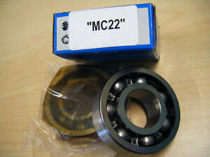 MC22 22mm x 50mm x 17mm bearing vintage veteran Sunbeam Norton Triumph