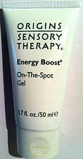 ORIGINS SENSORY THERAPY ENERGY BOOST ON THE SPOT GEL 1.7oz BRAND NEW NO BOX SEAL