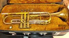 B Trompete Tolle Funktionen, wunderbar weicher Klang neue Tasche neuer Mundstück