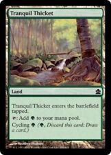 4x Tranquil Thicket NM-Mint, English Commander 2011 MTG Magic