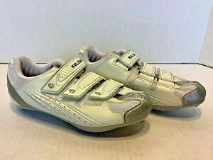 Pearl Izumi Women's Select RD Cycling Shoes Size 39 White