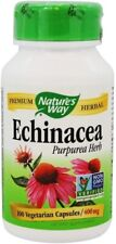 Echinacea Purpurea, Nature's Way, 100 vcaps