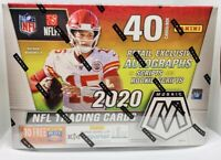 2020 Panini Mosaic NFL Football Mega Box Brand New Factory Sealed !!!
