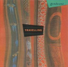 GONDWANA 1994  CD - TRAVELLING indigenous first nation DIDGERIDOO