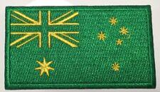 Australian Flag Patch 8cm x 4.5cm, 1 x Item