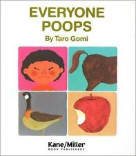 Everyone Poops by Taro Gomi c2006, NEW Paperback, We Combine Shipping