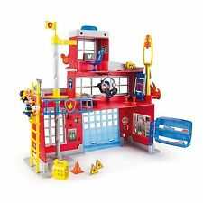 Disney Mickey Mouse Club House Rescue Fire Station Ages 3+ New Toy Boys Girls