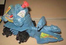 MOTU MASTERS UNIVERSE HE-MAN 1981 Battle Ram Vehicle & Missile Working - Mattel