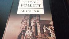 Libro  Ken Follet  Alto Riesgo