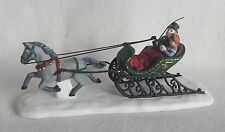 Dpt 56 Heritage Village Collection - Dashing Through The Snow - # 5820-3