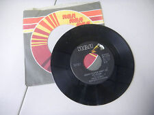 PAUL CRAFT lean on jesus / daddy please don't go to vegas RCA     45