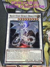 OCCASION Carte Yu Gi Oh DRAGON ESPRIT AUX YEUX BLEUS CT13-EN009 ANGLAIS