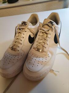 Nike Air Force 1 weiß Gr. 46 (UK 11)