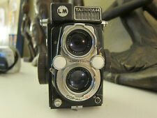 Yashica 44 LM, TLR, 127 roll-film camera